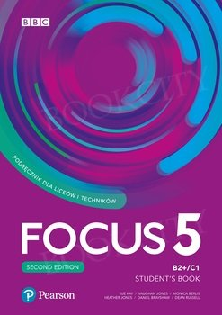 Focus 5 Second Edition Teacher's Book plus płyty audio, DVD-ROM i kod dostępu do Digital Resources