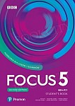 Focus 5 Second Edition Student's Book + Digital Resources