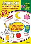 Angielski dla dzieci. Pierwsze słówka. 3-7 lat. Ćwiczenia z królikiem Lolkiem