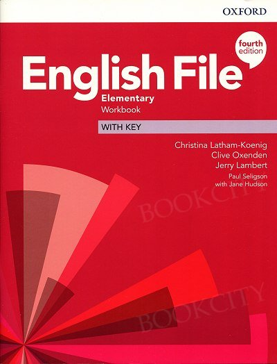 English File (4th Edition) Elementary ćwiczenia