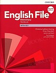 English File Elementary (4th Edition) Workbook with Key