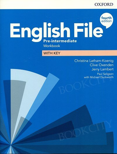 English File Pre-Intermediate (4th Edition) ćwiczenia
