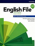 English File Intermediate (4th Edition) Student's Book with Online Practice