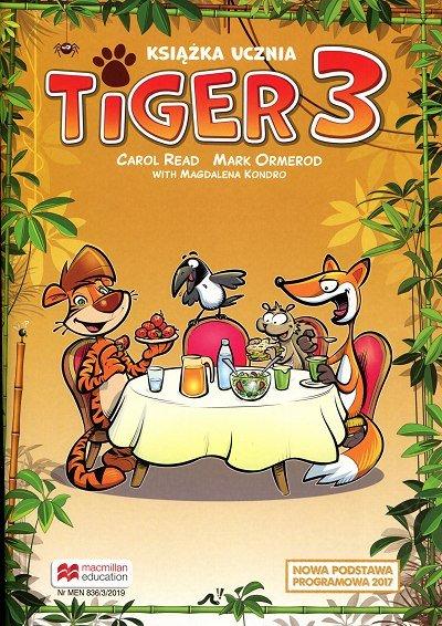 Tiger 3 podręcznik