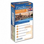 Angielski Fiszki PLUS dla zaawansowanych 3 Fiszki + program + mp3 online