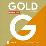 Gold B1+ Pre-First New Edition Class Audio