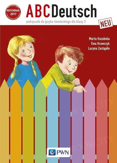ABC Deutsch neu 3 Podręcznik + CD