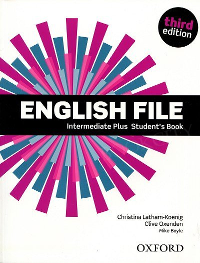 English File Intermediate Plus (3rd Edition) (2014) Student's Book