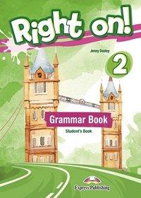 Right on! 2 Grammar Book (wersja dla ucznia) + kod DigiBook