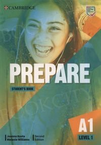 Prepare A1 Level 1 Student's Book
