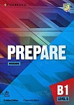 Prepare B1 Level 5 Workbook with Audio Download