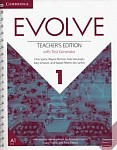 Evolve 1 Teacher's Edition with Test Generator