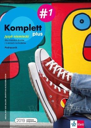 Komplett plus 1 (Reforma 2019) Podręcznik + CD