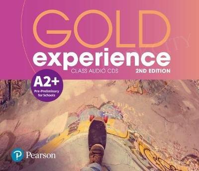 Gold Experience A2+ Class Audio CDs