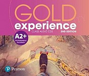 Gold Experience A2+ Class Audio CDs