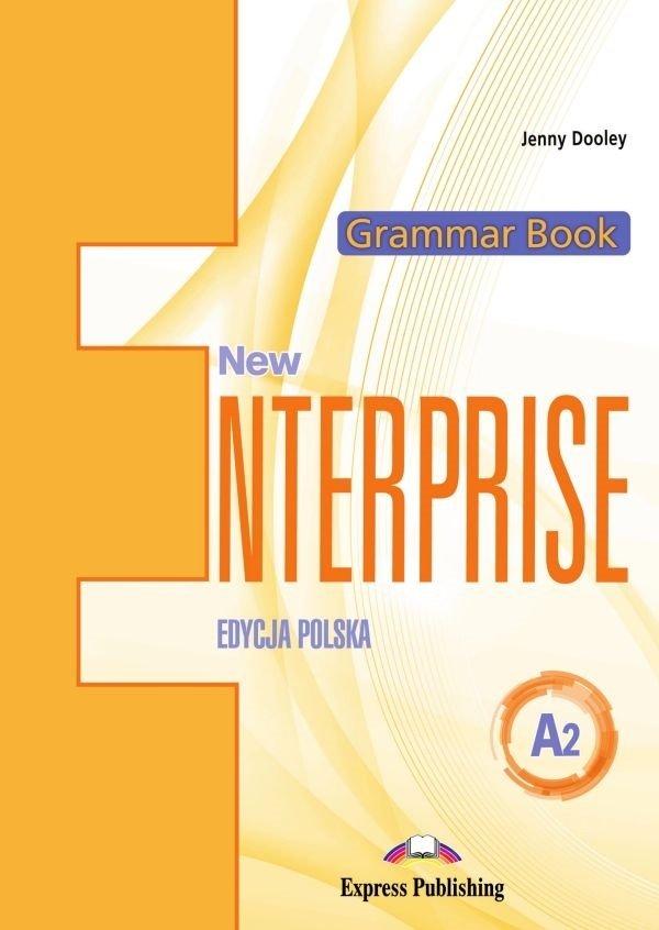 New Enterprise A2 Grammar Book + DigiBook (edycja polska)