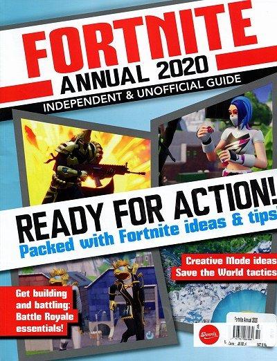 Fortnite Annual 2020 (GB) (Nr 10/2019)