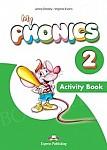 My Phonics 2 Short Vowels Activity Book + Digi Material