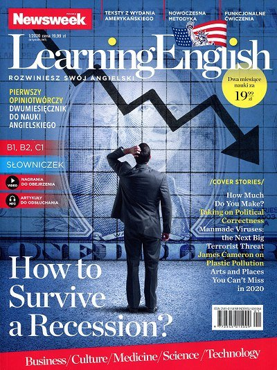 Newsweek Learning English nr 1/20