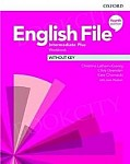 English File Intermediate Plus (4th Edition) Workbook without Key