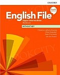 English File Upper-Intermediate (4th Edition) Workbook without Key