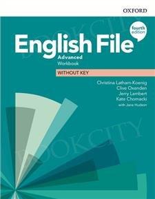 English File Advanced (4th Edition) Workbook without Key