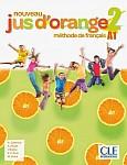 Nouveau Jus d'orange 2 A1 Podręcznik + CD