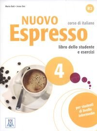 Nuovo Espresso 4 Podręcznik + Ćwiczenia + CD