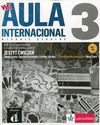 Aula Internacional 3 (szkoły ponadgimnazjalne) ćwiczenia
