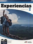 Experiencias Internacional 2 Podręcznik + audio online