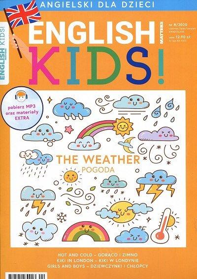 English Matters Kids (nr 8/2020)