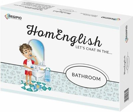 HomEnglish Let's chat in the bathroom