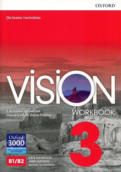 Vision 3 Ćwiczenia z Online Practice Pack