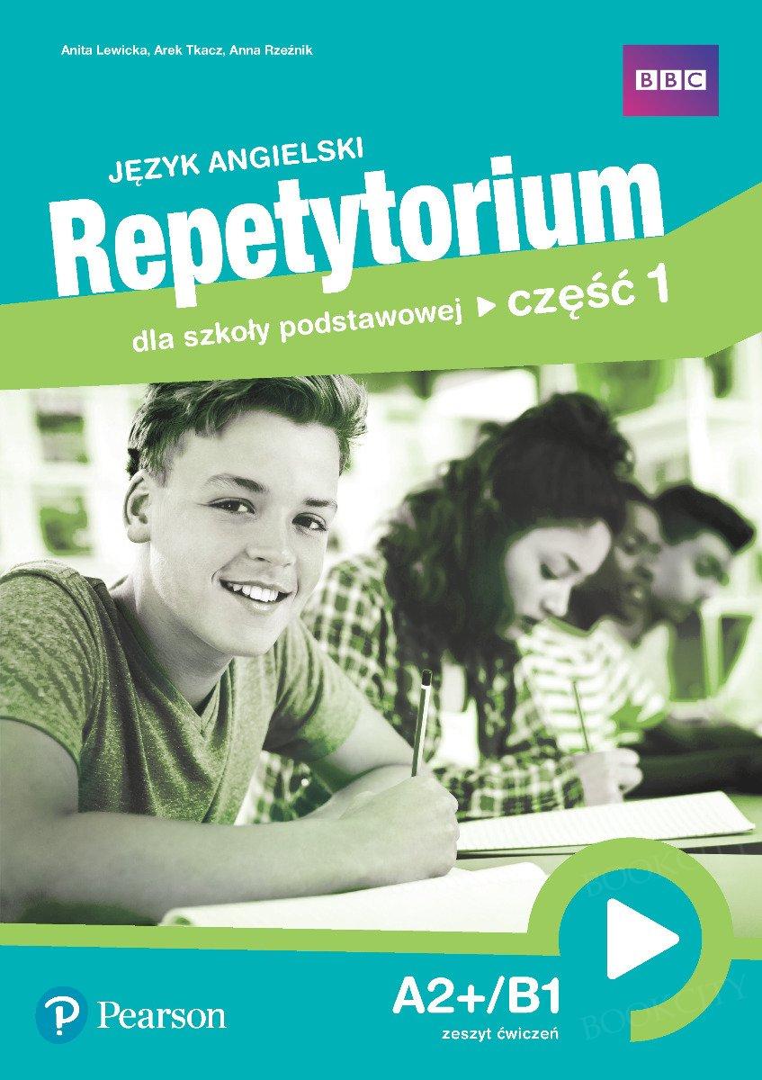 Repetytorium języka angielskiego - dla klasy 7 Zeszyt ćwiczeń