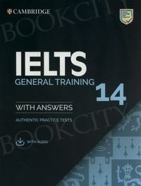 Cambridge IELTS 14 General Training (2019) Student's Book with answers Student's Book with Answers with Audio