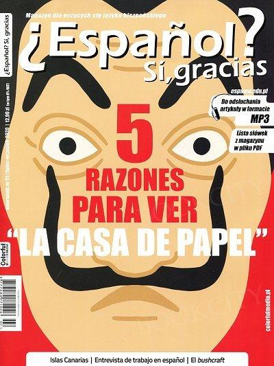 Español? Sí, gracias nr 51 lipiec-wrzesień 2020