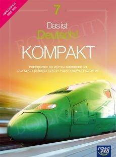 Das ist Deutsch! Kompakt Nowa Edycja klasa 7 Podręcznik