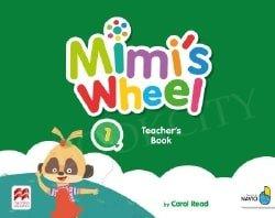 Mimi's Wheel 1 Książka nauczyciela + kod do NAVIO