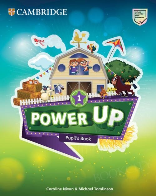 Power Up 1 Pupil's Book