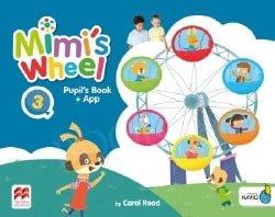 Mimi's Wheel 3 Książka ucznia + kod do NAVIO