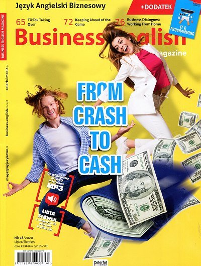 Business English Magazine (nr 78/2020 Lipiec - Sierpień)