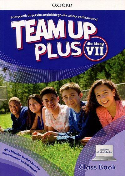 Team Up Plus klasa 7 podręcznik