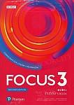 Focus 3 Second Edition Student's Book + kod (Digital Resources + Interactive eBook)