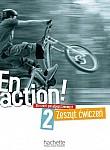 En Action 2 (szkoły ponadpodstawowe) Zeszyt ćwiczeń + audio mp3 on-line