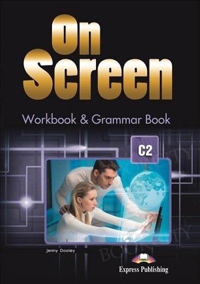 On Screen Advanced C2 Workbook & Grammar Book + kod DigiBook
