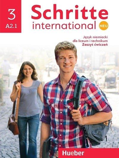 Schritte international neu 3 (edycja polska) Zeszyt ćwiczeń