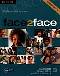 face2face 2nd Edition Intermediate Student's Book with Online Workbook