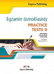 Egzamin ósmoklasisty. Practice Tests II Practice Tests + audio online