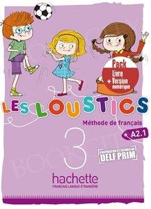 Les Loustics 3 Podręcznik + kod (podręcznik online)