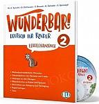 Wunderbar! 2 Poradnik metodyczny + 2 CD audio